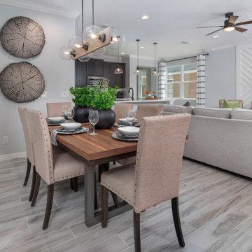 Delano Floor Plan Model Home in Preserve at Sunrise (Groveland, FL)