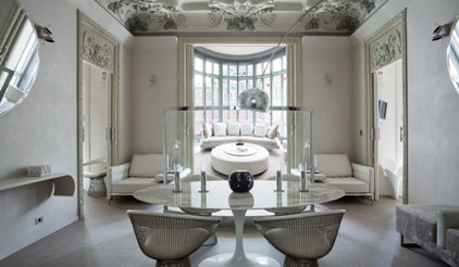 dining room by eplivingbarcelona.es