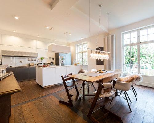 Landhausstil Esszimmer Ideen, Design & Bilder | Houzz