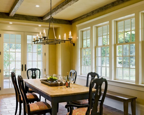 Classic Dining Room Design Traditional Burlington Dining Room Design
