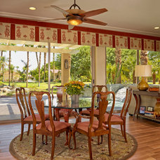 Traditional Dining Room by Cheryl Morgan Designs
