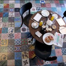 Contemporary Kitchen by www.LUXURYSTYLE.es