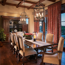 Traditional Dining Room by Lorts Manufacturing