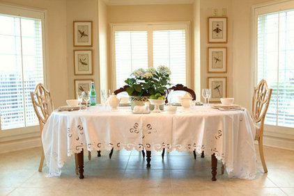 traditional dining room by Designs by Gollum