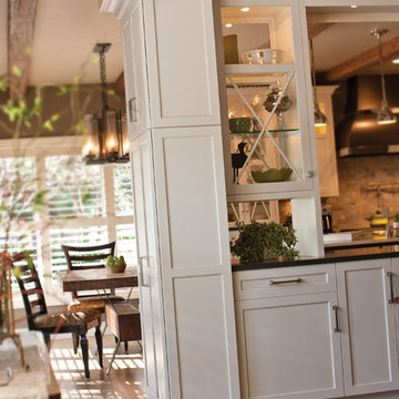 Destined to be a Classic Dining Room from Dura Supreme Cabinetry Ideas