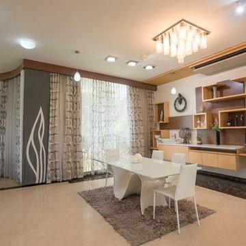 Dharmapuri Residence by Locus Architects