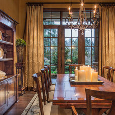 Traditional Dining Room by Andrea Braund Home Staging & Design