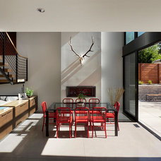 Contemporary Dining Room by Raul J. Garcia | Photography Architectural
