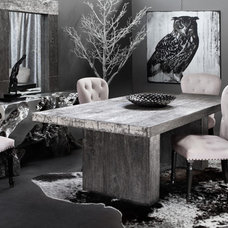 Contemporary Dining Room by Z Gallerie