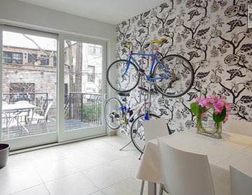 Dinette - New Replacement Windows in Brooklyn New York Home