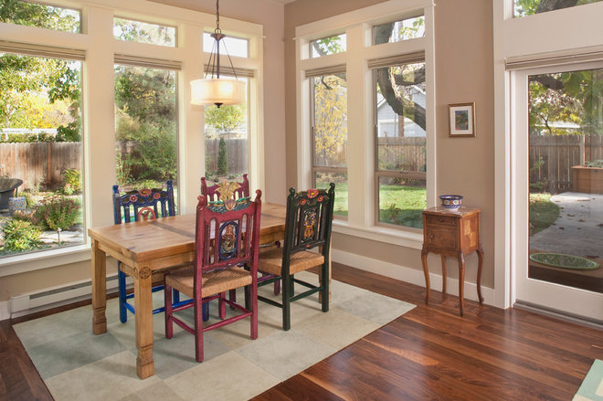 Traditional Dining Room by Strite design + remodel