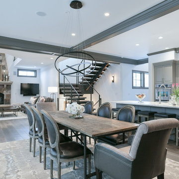 Dining & Kitchen After
