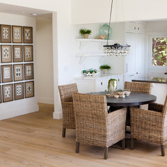 contemporary dining room by Pacific Family Homes