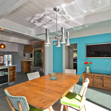Modern Dining Room by Erik Gilmer