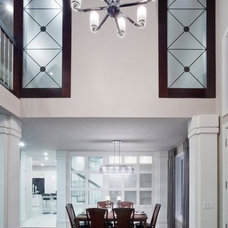 Traditional Dining Room by Fenwick & Company Interior Design