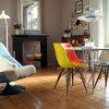 Decora tu casa con las Plastic Chair de los Eames