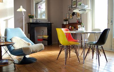 Микротренды: Разномастные стулья