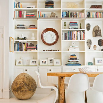 Dining Area shelving