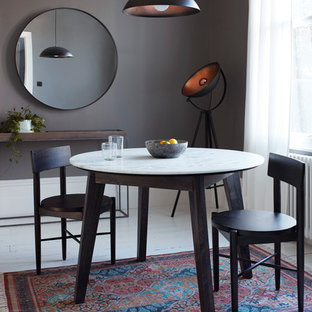 Eclectic dining room in Other.