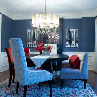 Dining Areas for an Active Family