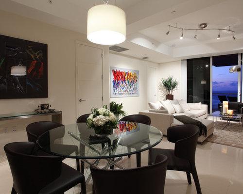 Dining areas for Brown s interior design boca raton fl