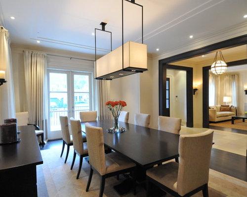 Best Dark Dining Table Design Ideas  Remodel Pictures  Houzz