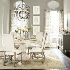 Traditional Dining Room by Ballard Designs