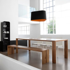Contemporary Dining Room by Ligne Roset Chicago