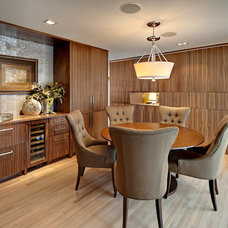 Contemporary Dining Room by Eminent Interior Design