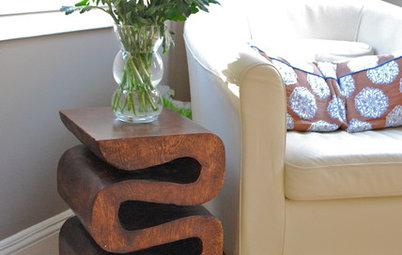 Simple  Sensational Side Tables