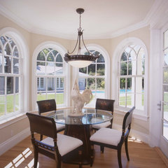 traditional dining room by Design Studio -Teri Koss