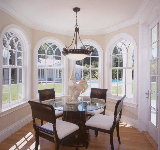 Traditional Dining Room by Design Studio -Teri Koss