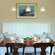 Traditional Dining Room by Digs Design Company