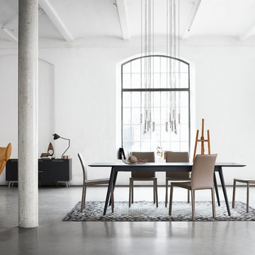 Dining Inspiration: Milano dining table and Zarra dining chairs