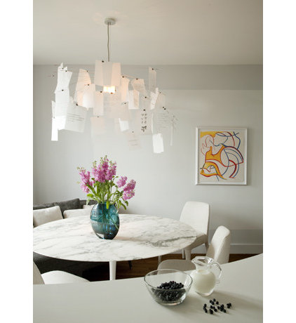 Modern Dining Room by Jonathan Cutler, AIA
