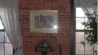 Dining / Living Area - 19th Century New England Textile Mill Condo