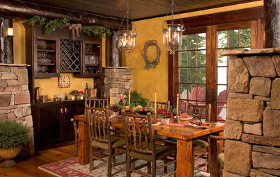 10 Ways to Get the Rustic Cabin Look