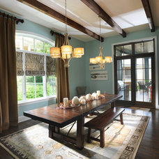 Traditional Dining Room Dining Room #1