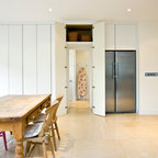 Notting Hill Flat Modern Cloakroom London By Sigmar
