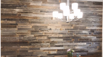 Dining Room Accent Wall Under $600