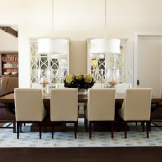 Modern Dining Room by Alice Lane Home Collection