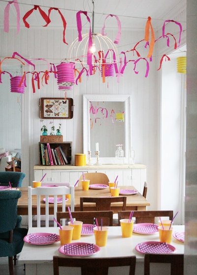 Entertaining Ideas: Creative Spring Party Planning