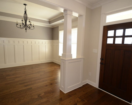 Craftsman Style Wainscoting Houzz