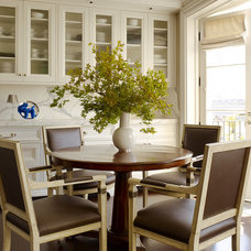 Traditional Dining Room by Martha Angus Inc.