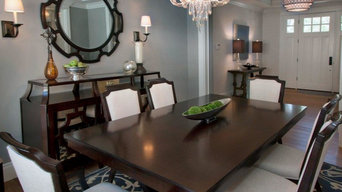 Dining Room - Bay Area Interior Design