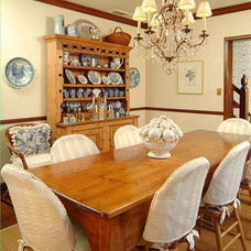 Dining Room by Becky Berg Design