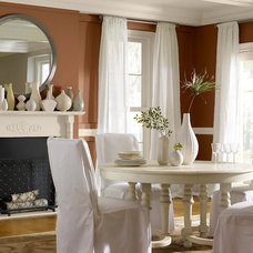 Contemporary Dining Room by BEHR®