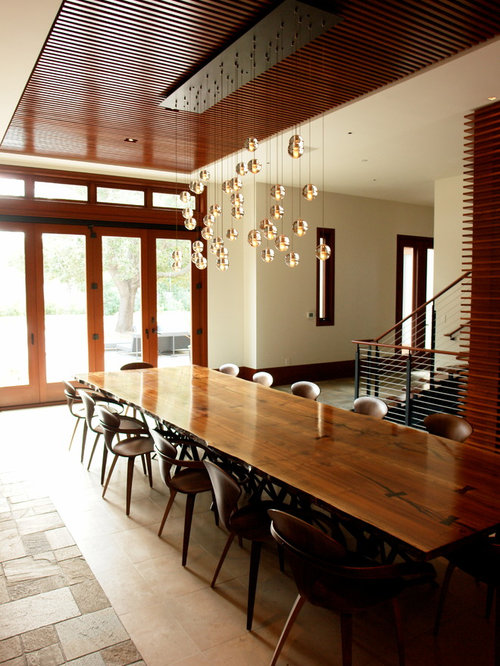Long Dining Table | Houzz