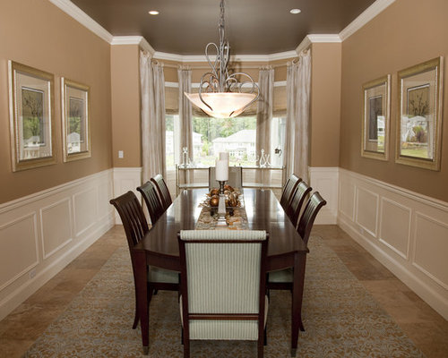 Wainscot Molding How To Houzz