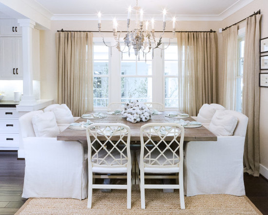 Dining Room Curtains | Houzz